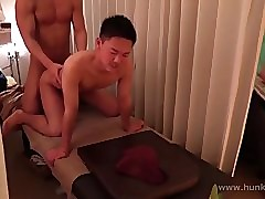 gay cum in ass - sexy twinks fuck