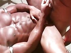 Race Cooper - twink fucks bear