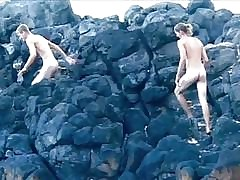 gay nude beach - gay twink sex