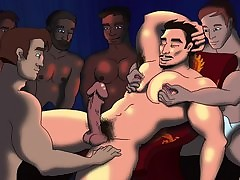 Gay muscle bear porn - sexy boys gay